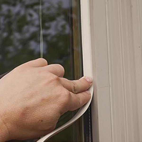 ablakszigetelés, ajtószigetelés